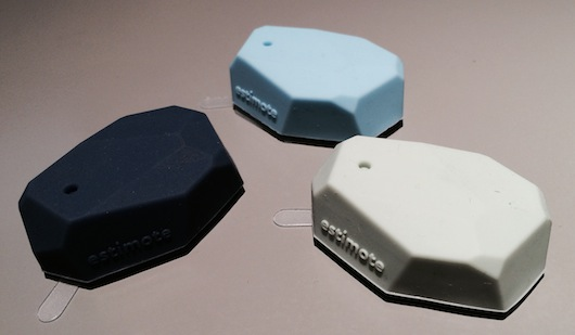 estimote Developer Preview Beacons