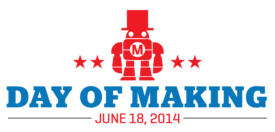 Day of Making Logo