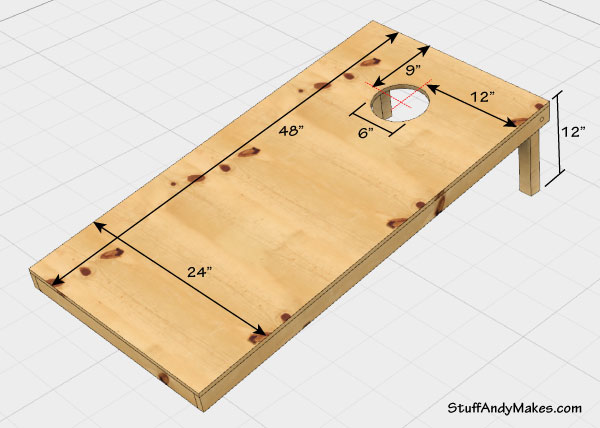 Bean Bag Board Specifications Pictures To Pin On Pinterest
