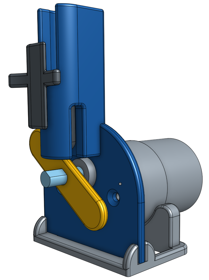 Fitbit Cheat-O-Matic 2 3D CAD Rendering in Onshape