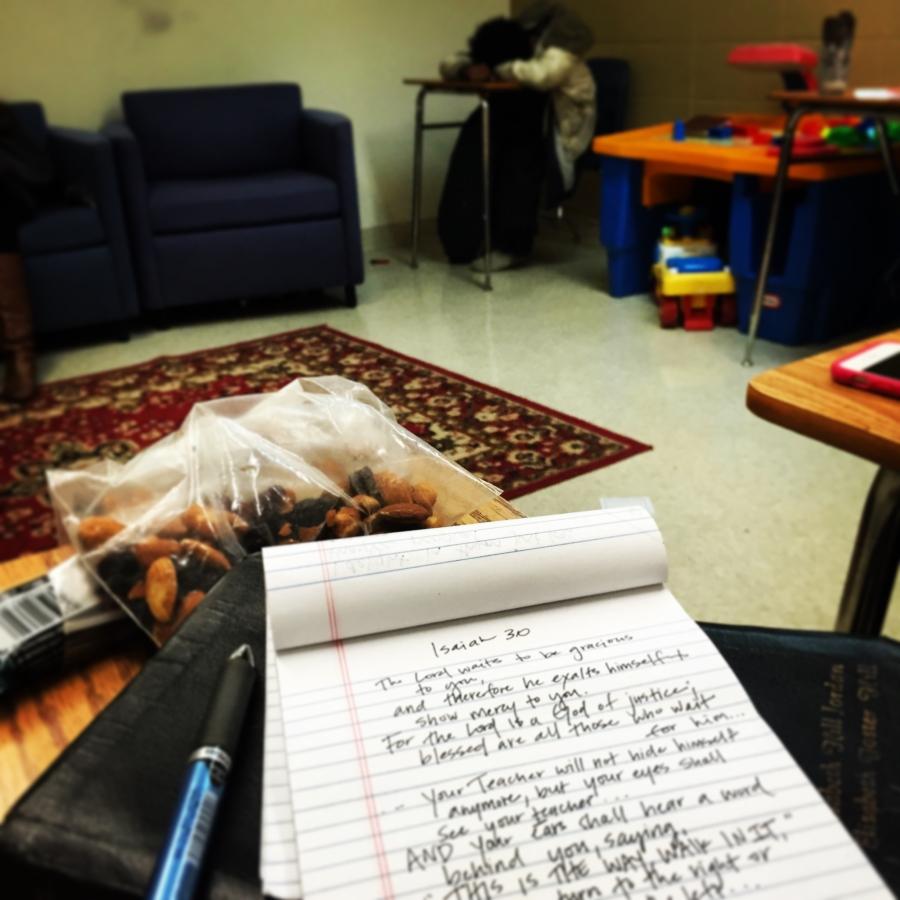 Rehab Waiting Room
