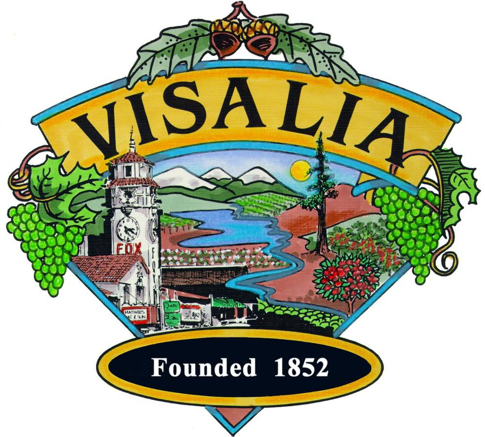 City of Visalia, California