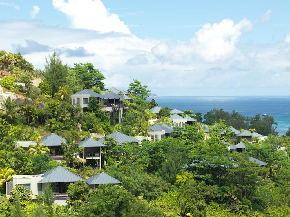 The Raffles Villas