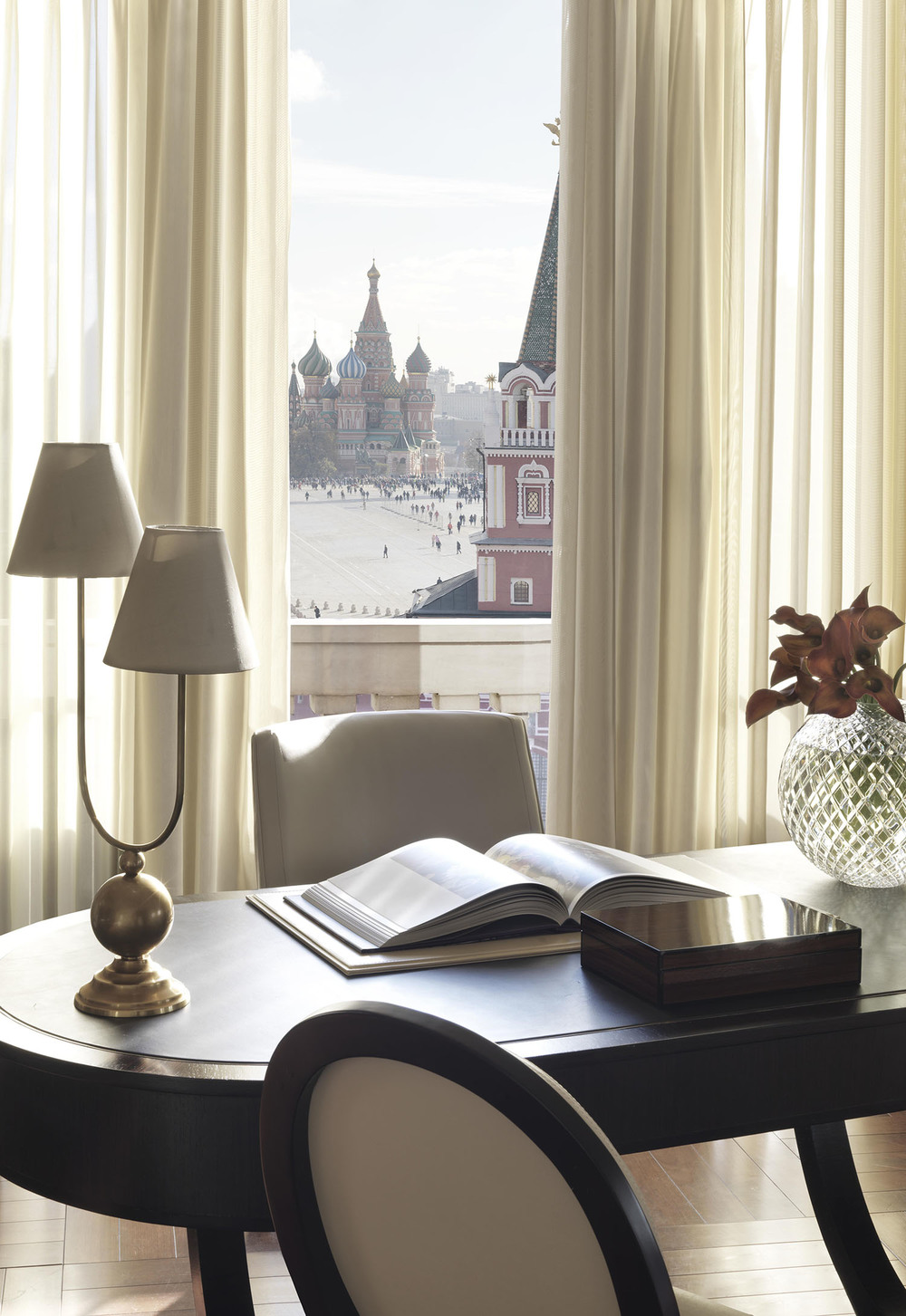 Four Seasons Moscow Pozharsky Royal Suite Desk.jpg