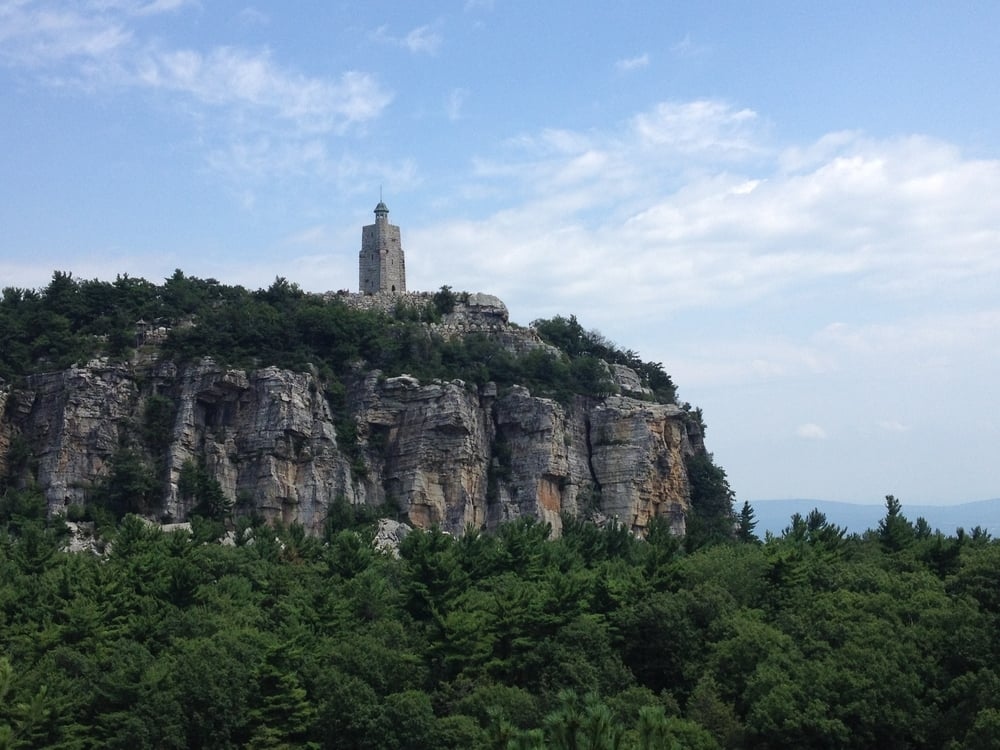Mohonk Mountain,  New Paltz, NY (Kelly photo)