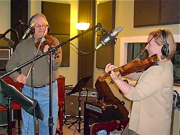 Guest hosts on bluegrass program,  String Fever  on North Country Public Radio with Barb Heller.
