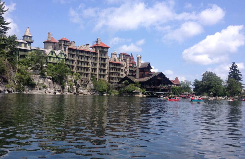 Mohonk Mountain House, New Paltz, NY  (Kelly photo)