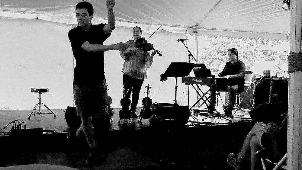 Step Dancing @ The Fiddlers' Fair- Vlog! — Gretchen Koehler