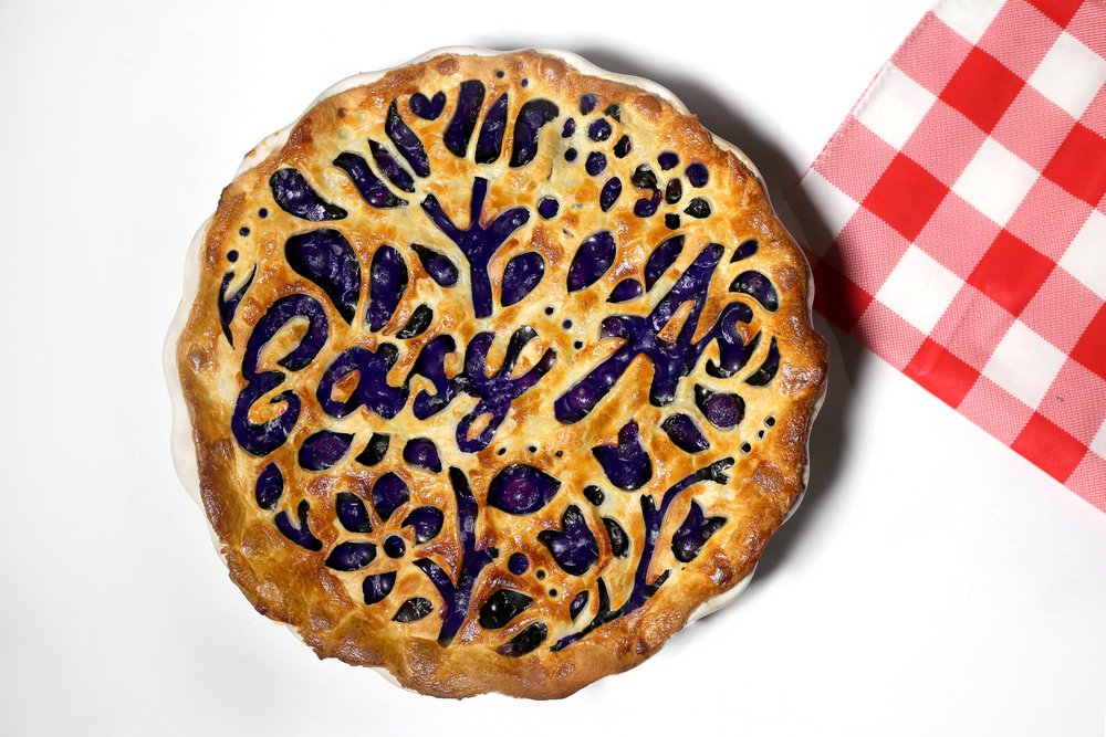 Easy As Pie  Blueberry Pie