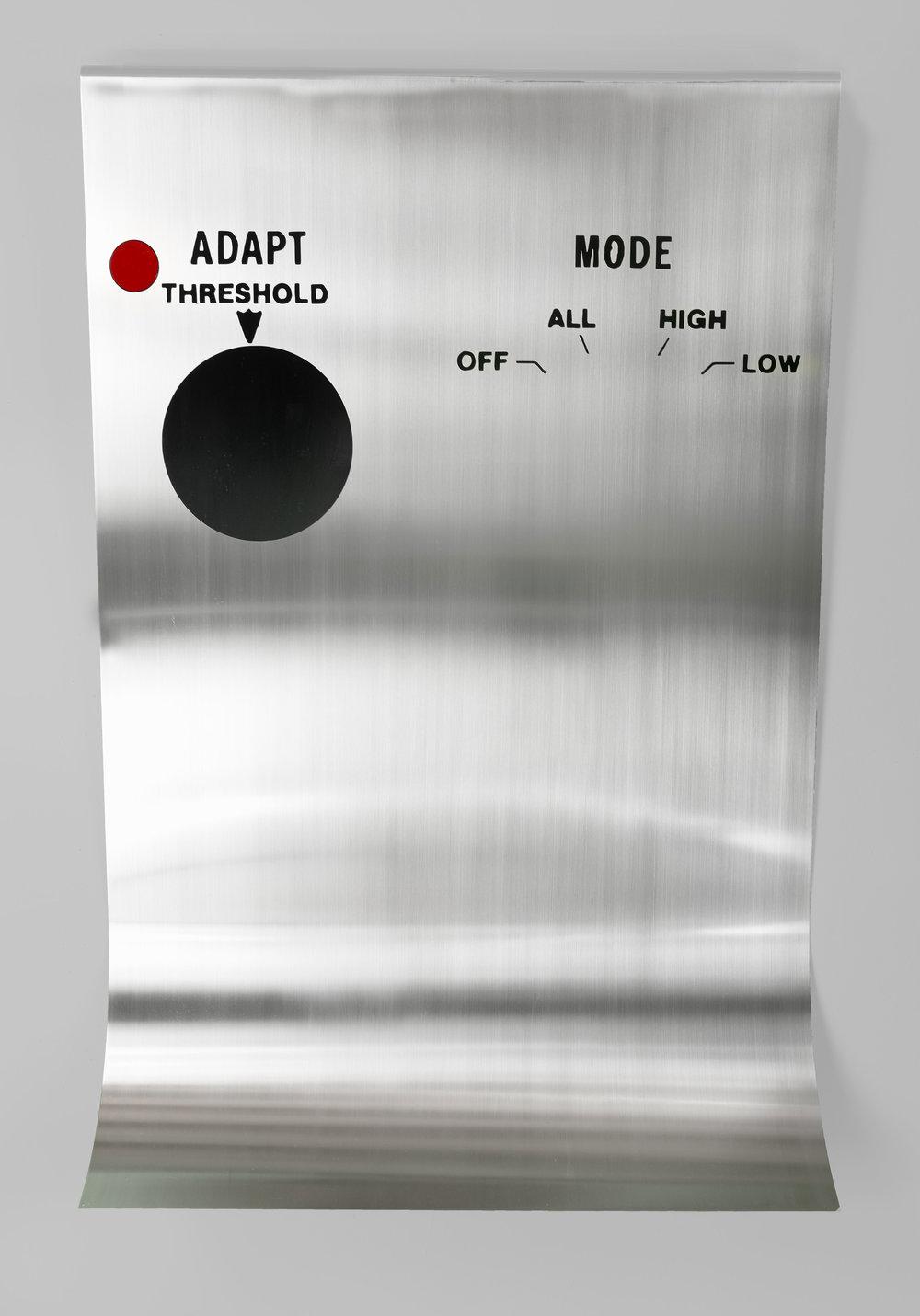 Sweep Range (Adapt Mode), 2016