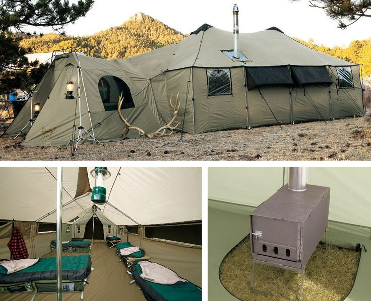 Looking for a massive tent for your next hunt? Look no further than the Cabelau0027s Ultimate Alaknak™. This well-designed home away from home has a footprint ... & Tools of the Hunter: Cabelau0026#x27;s Ultimate Alaknak™ | HUNT RECON