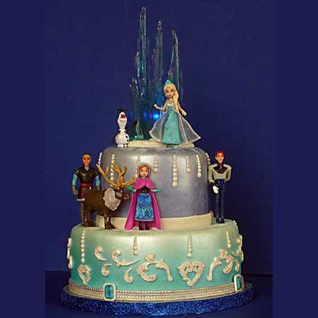 Custom Birthday Cakes Calgary