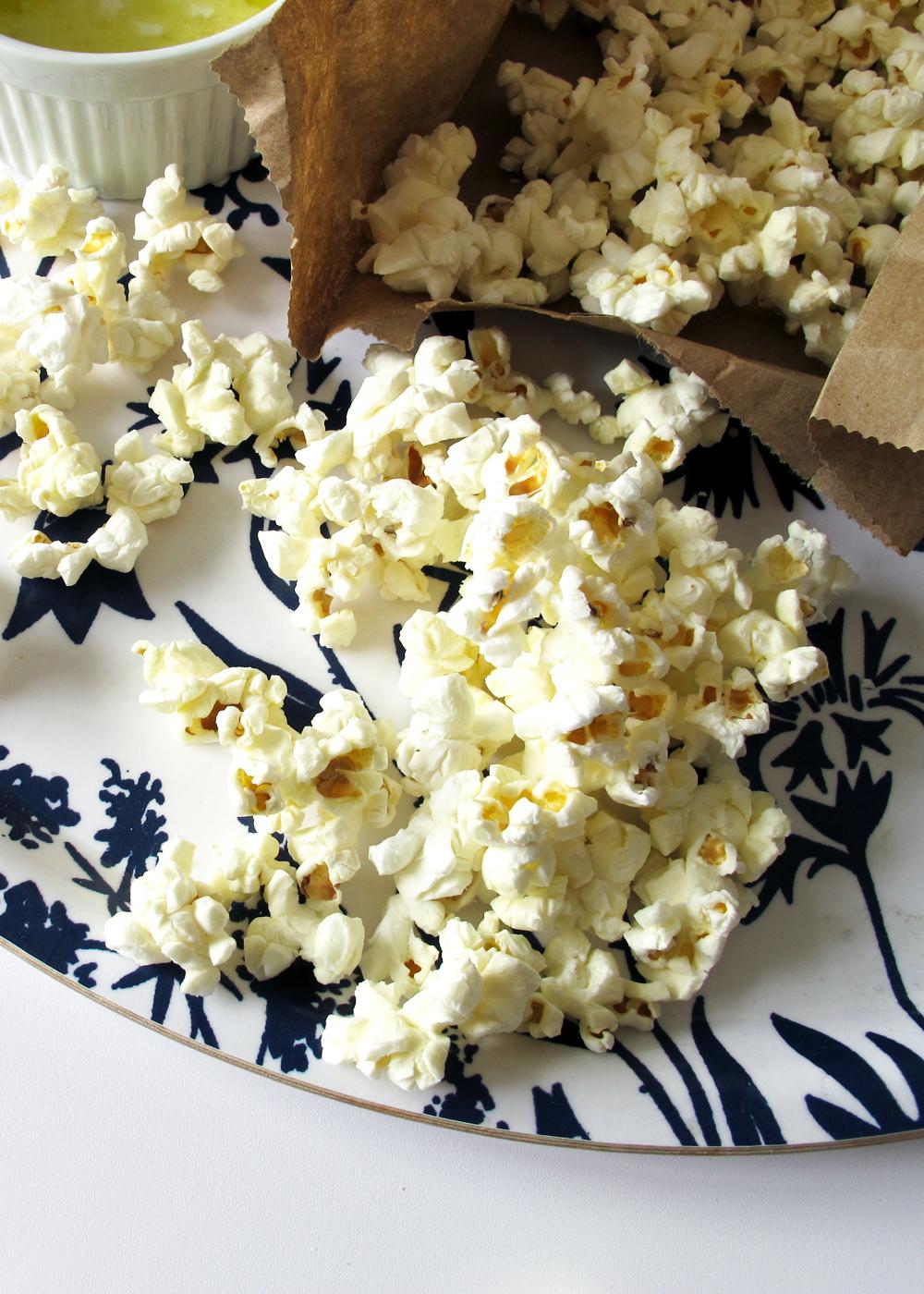 natural microwave popcorn recipe