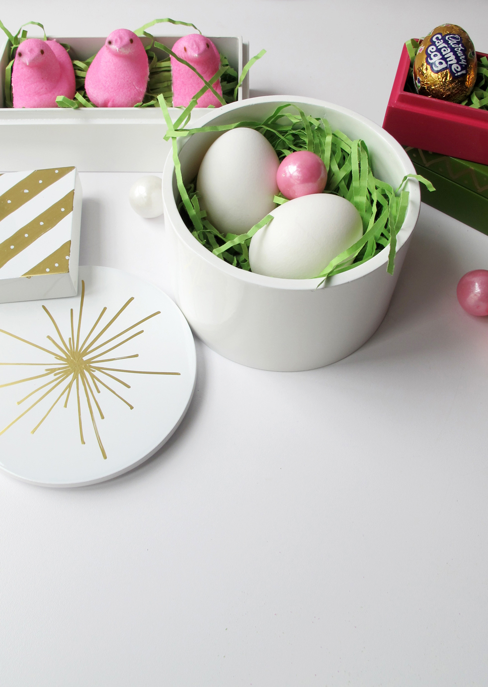 Easter giftbox idea | tag&tibby
