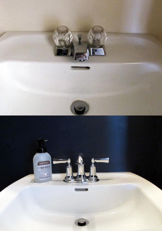 Kohler faucet upgrade