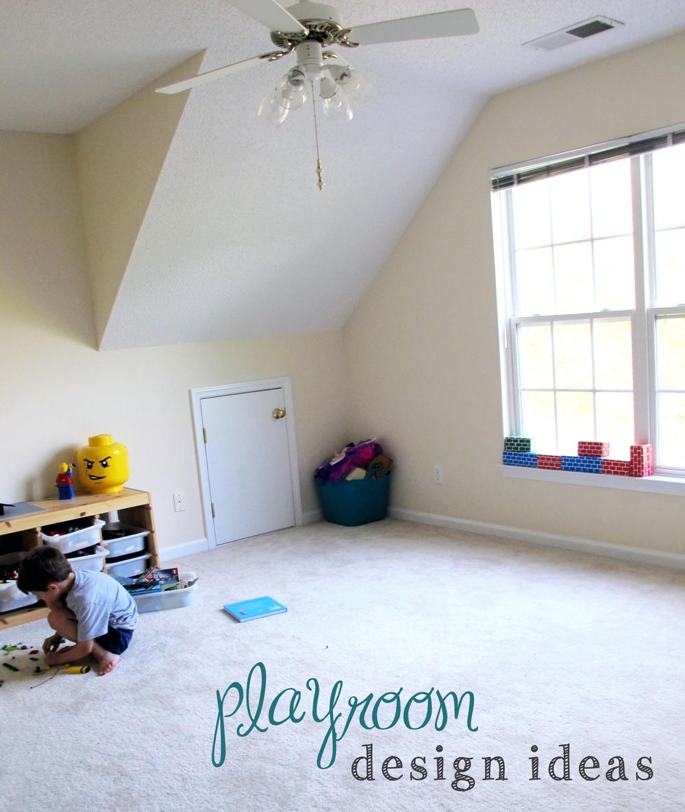 Sensory Friendly Playroom Design Ideas