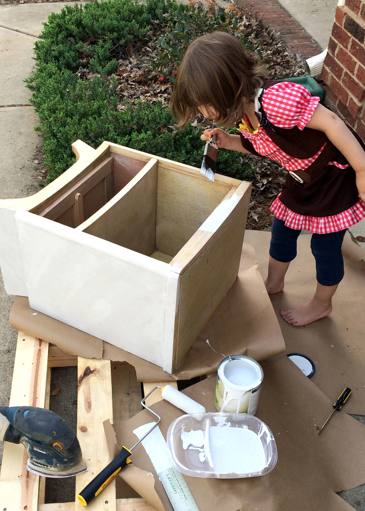 why you should try a DIY project with your kids!