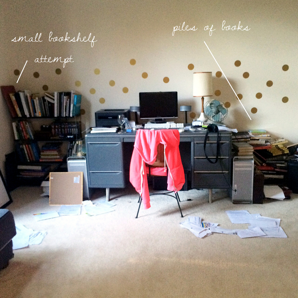 home office (before)