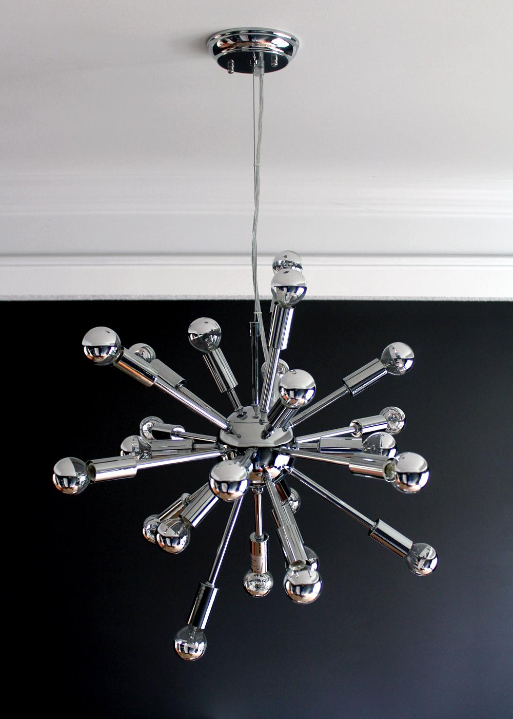 Nuevo Sputnik chandelier