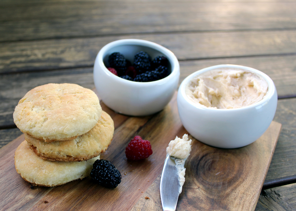 buttermilk skillet biscuits recipe