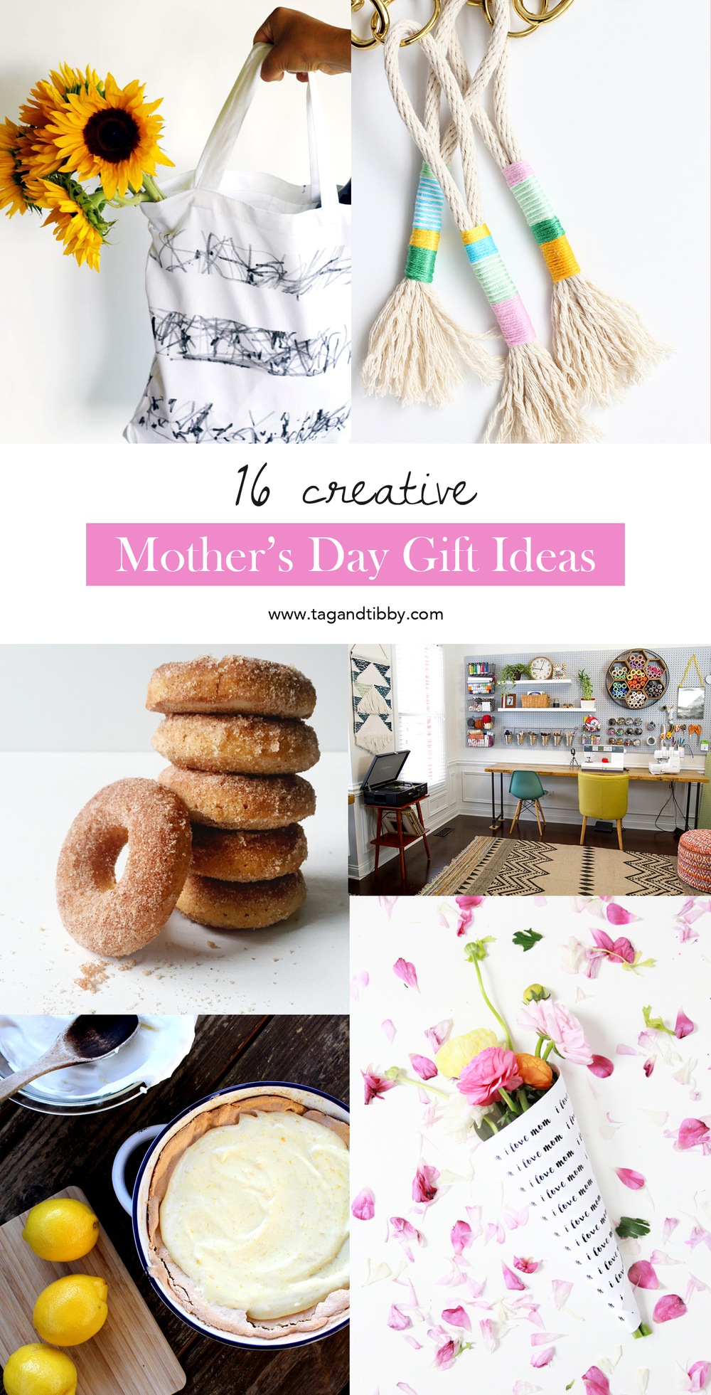 16 unique, handmade Mother's Day gift ideas from recipes to kids crafts