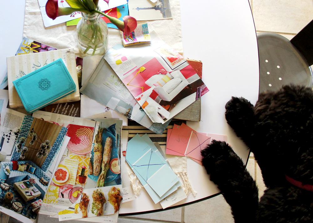 old fashioned inspiration -tag&tibby