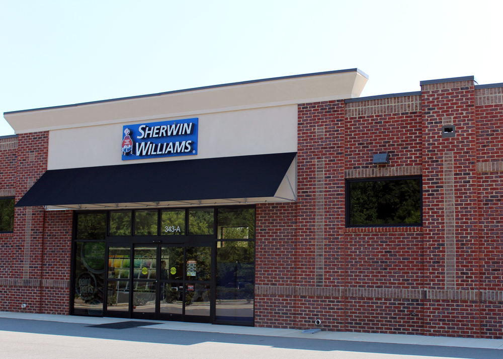 Why I love my local Sherwin-Williams Store!