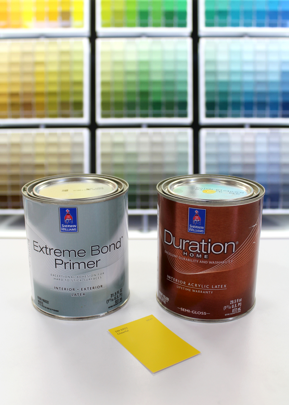 A few reasons why I love my Sherwin-Williams Store!