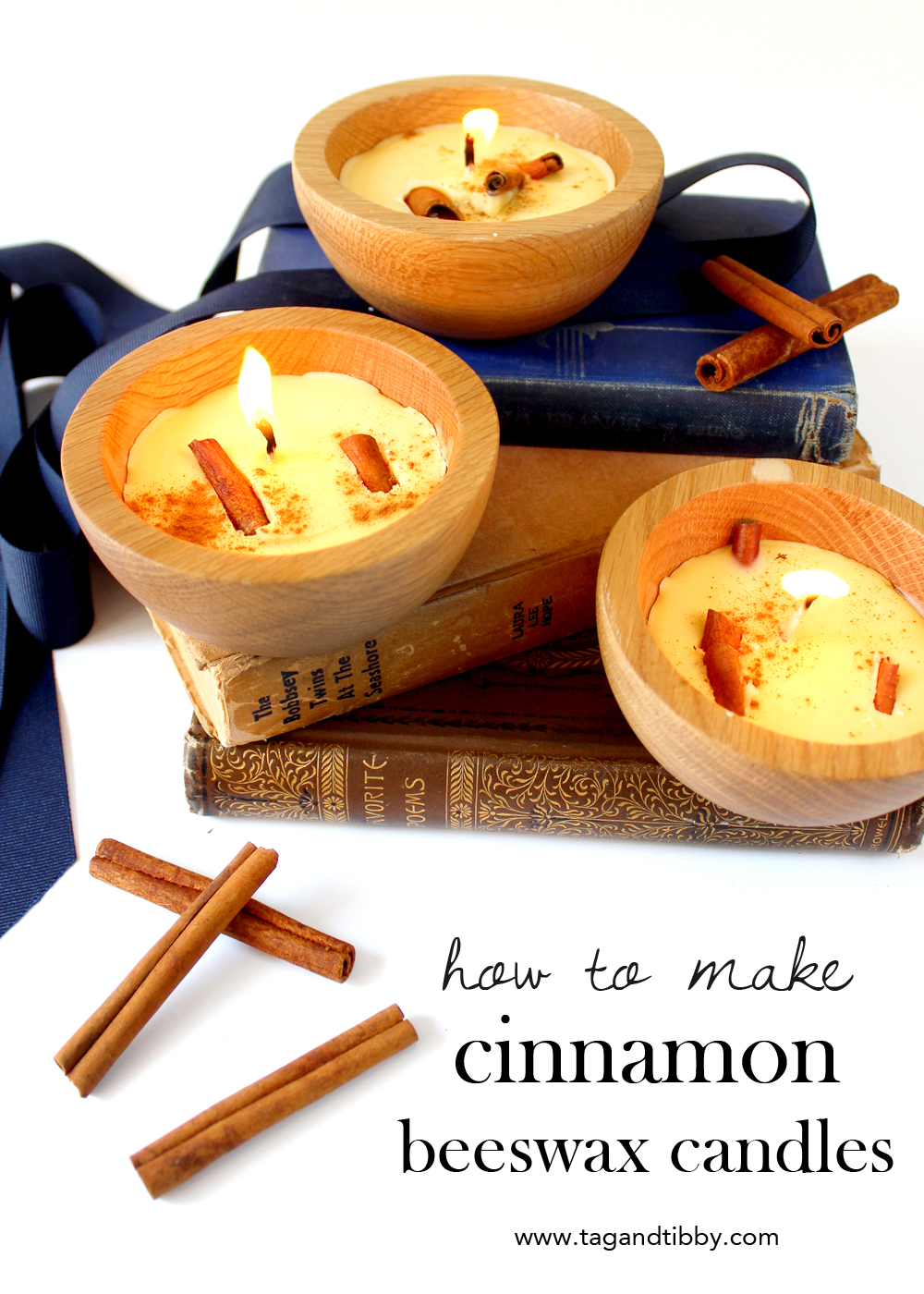 how to make natural candles with beeswax and essential oils