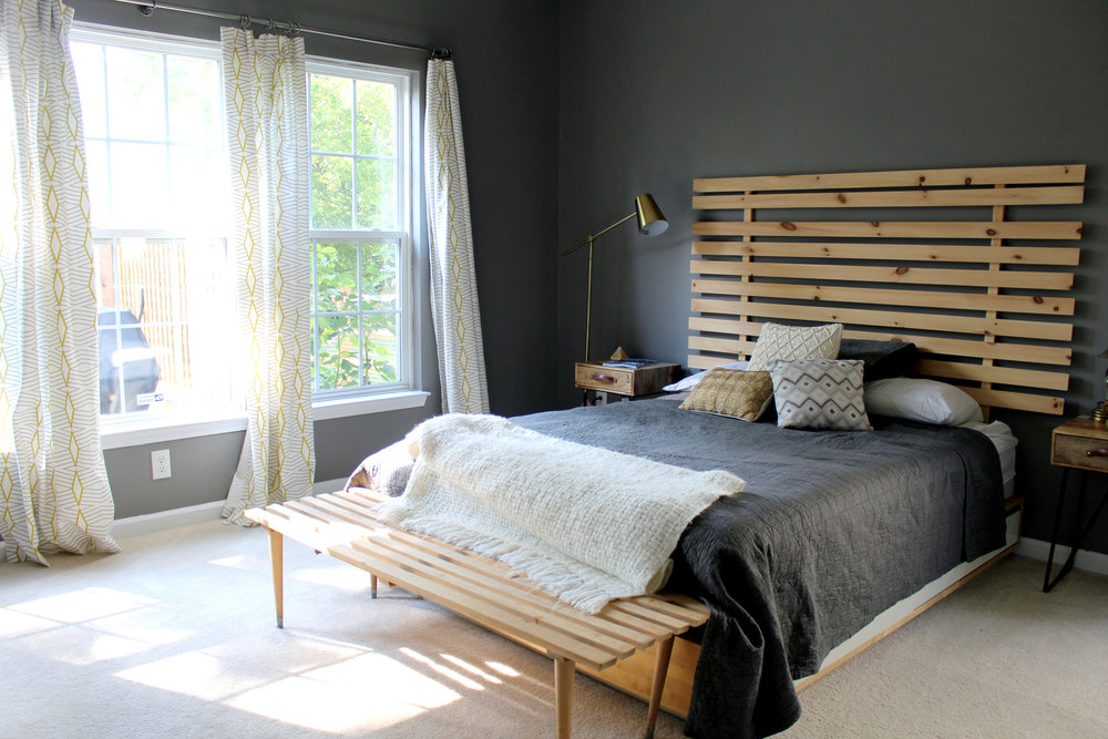4 budget-friendly master bedroom decorating ideas