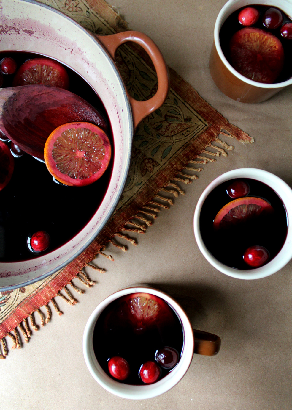 easy to make and delicious gluehwein