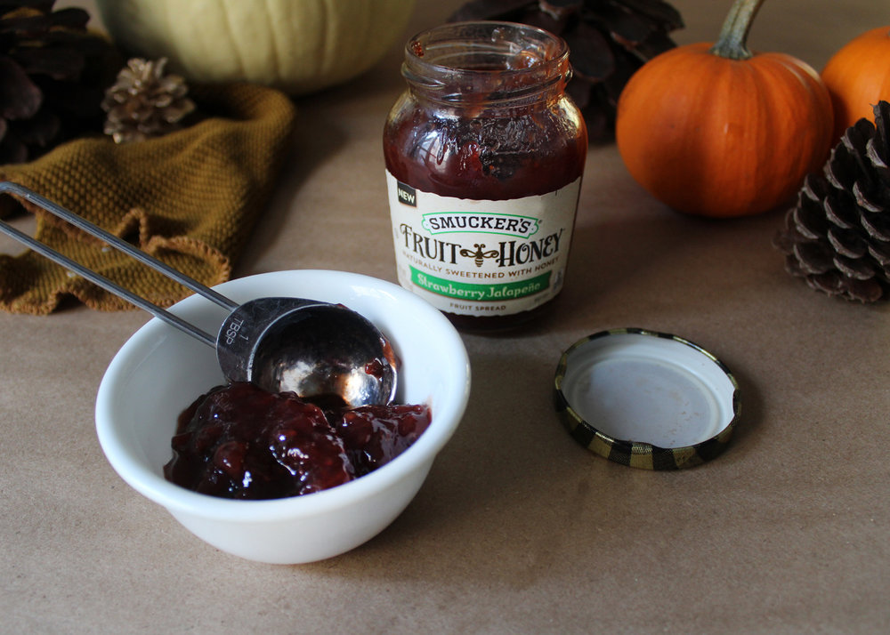 Smucker's Fruit & Honey Strawberry Jalapeno