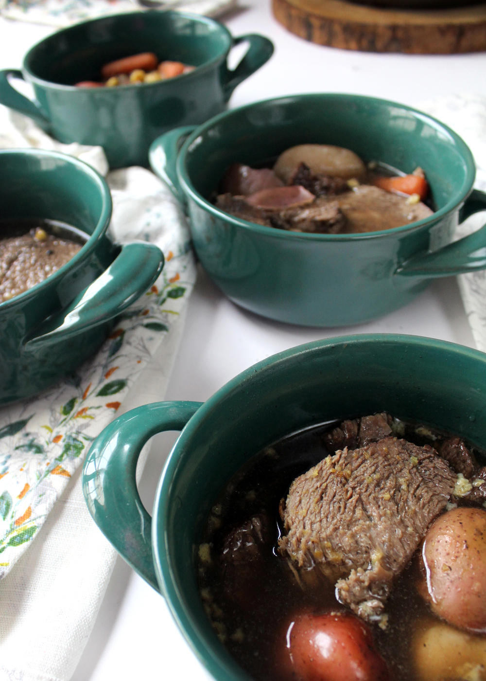 comfort food! how to make a classic pot roast