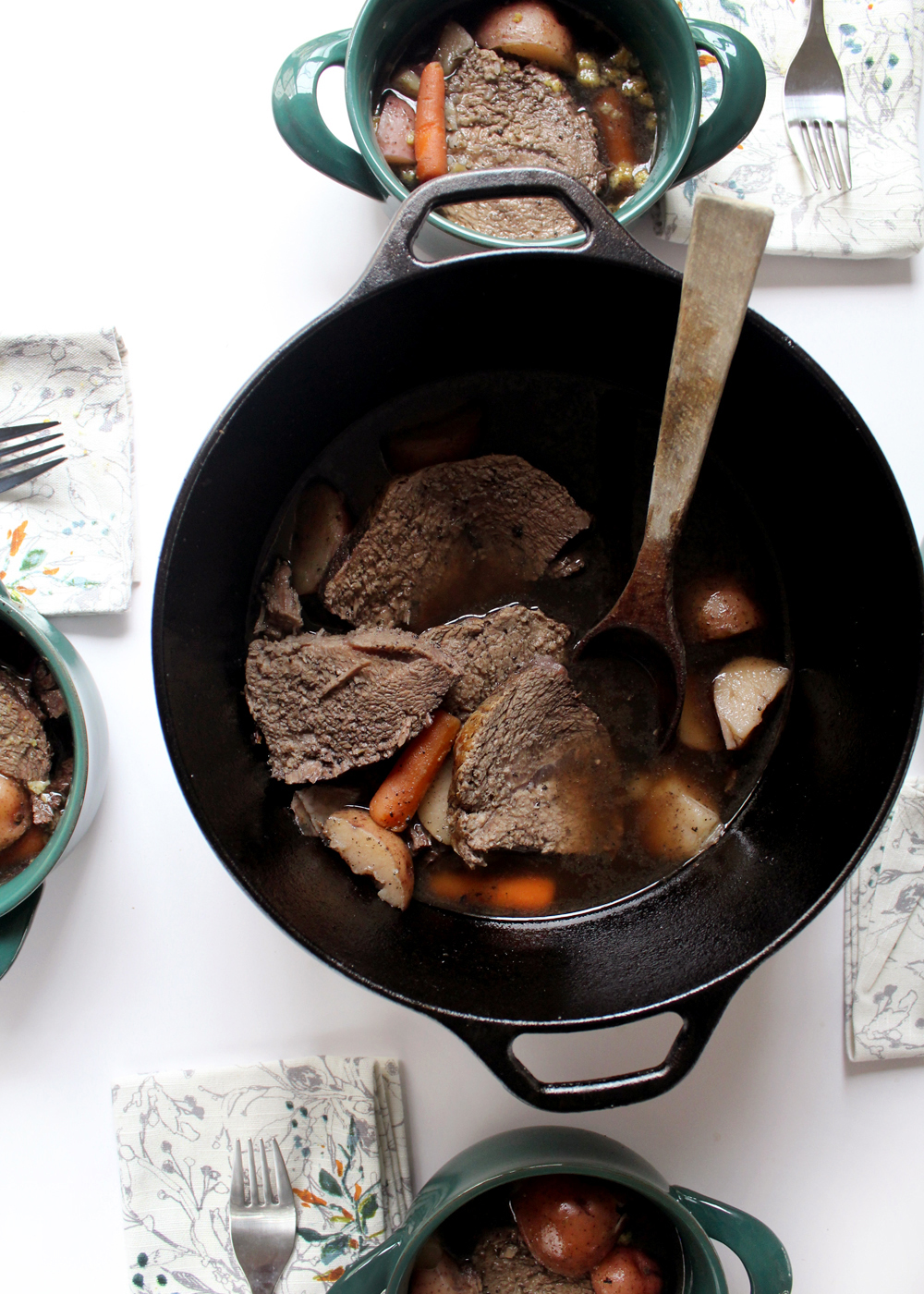 simple pot roast recipe