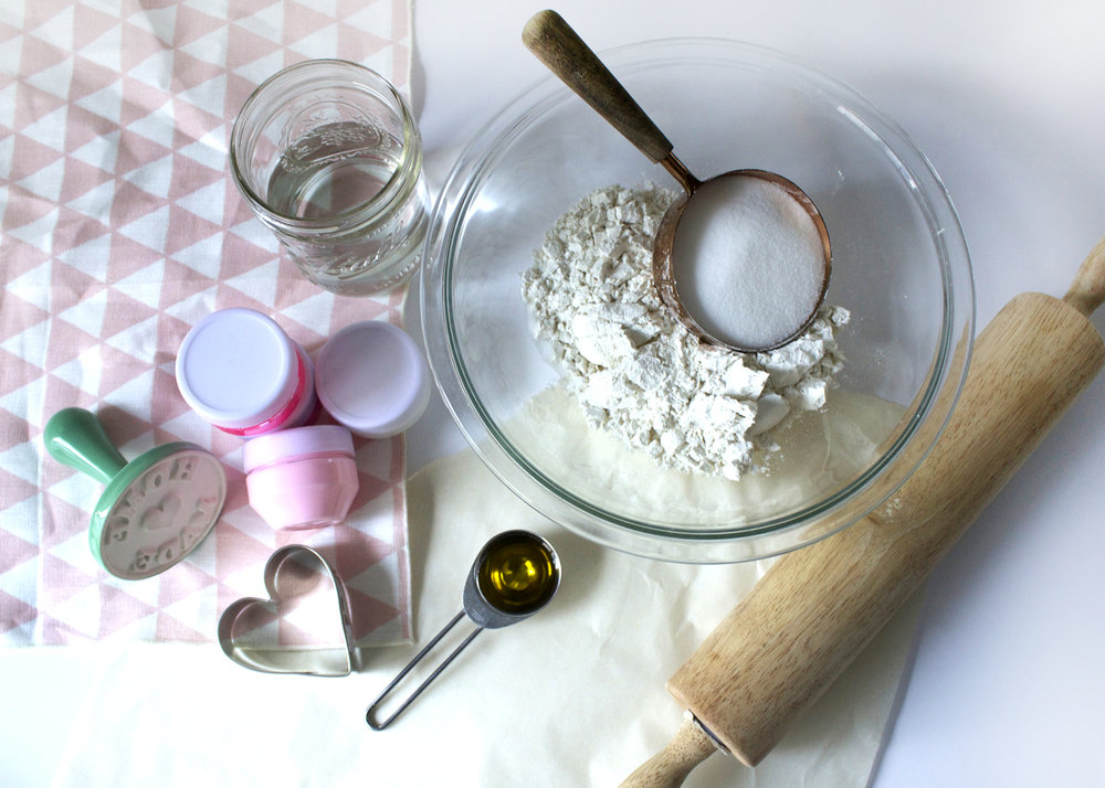 salt dough ingredients