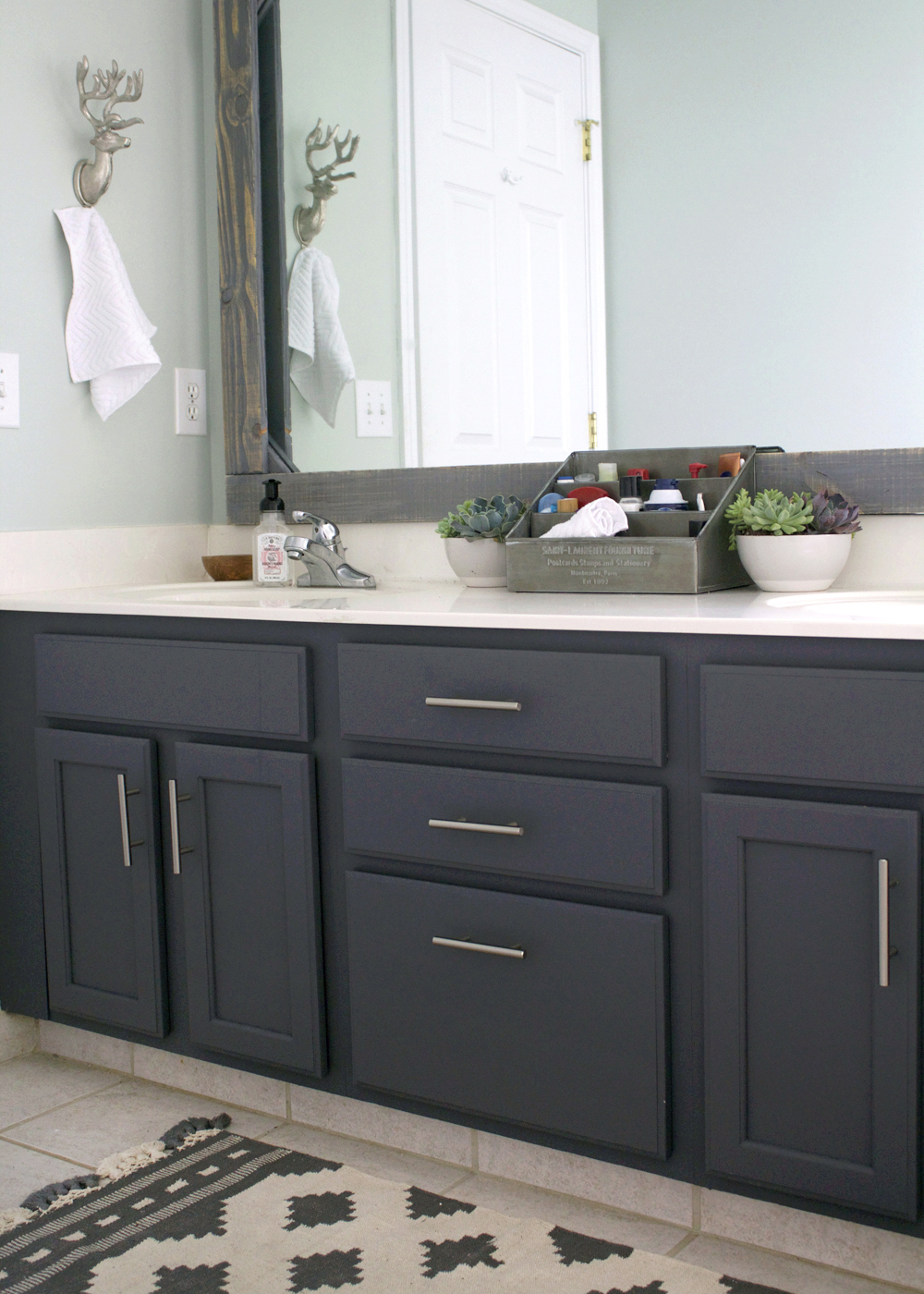 tips for staging your master bathroom!