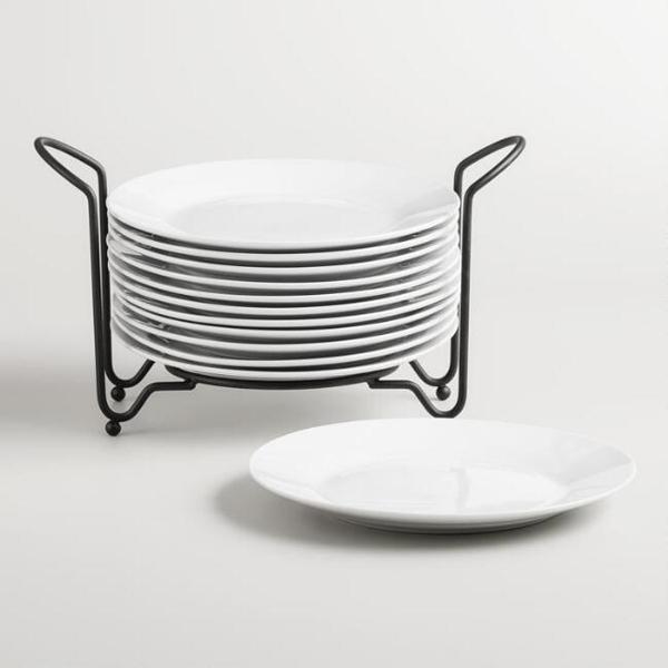 12pc Serving Plates