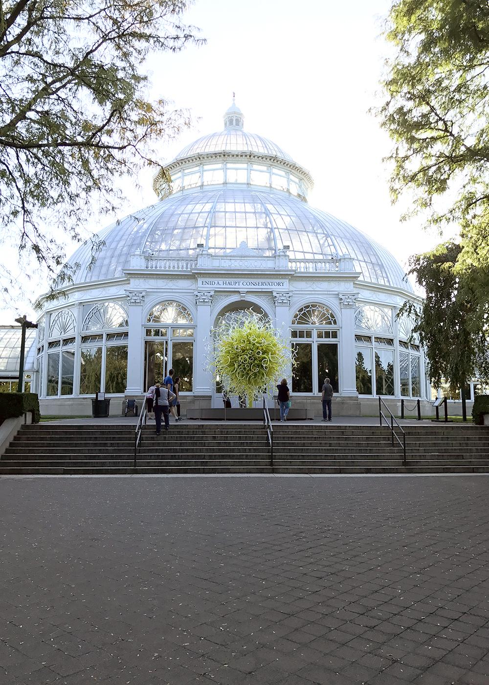 New York Botanical GardenConservatory | a BHG Stylemaker Recap