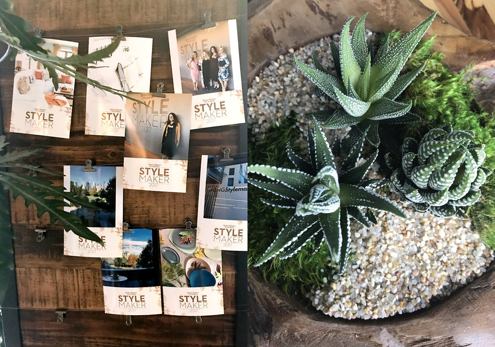 A BHG Stylemaker 2017 recap in NYC