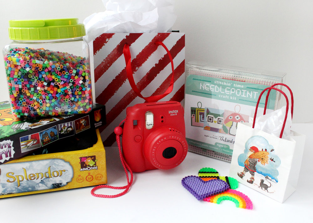 creative gift guide for elementary age kids