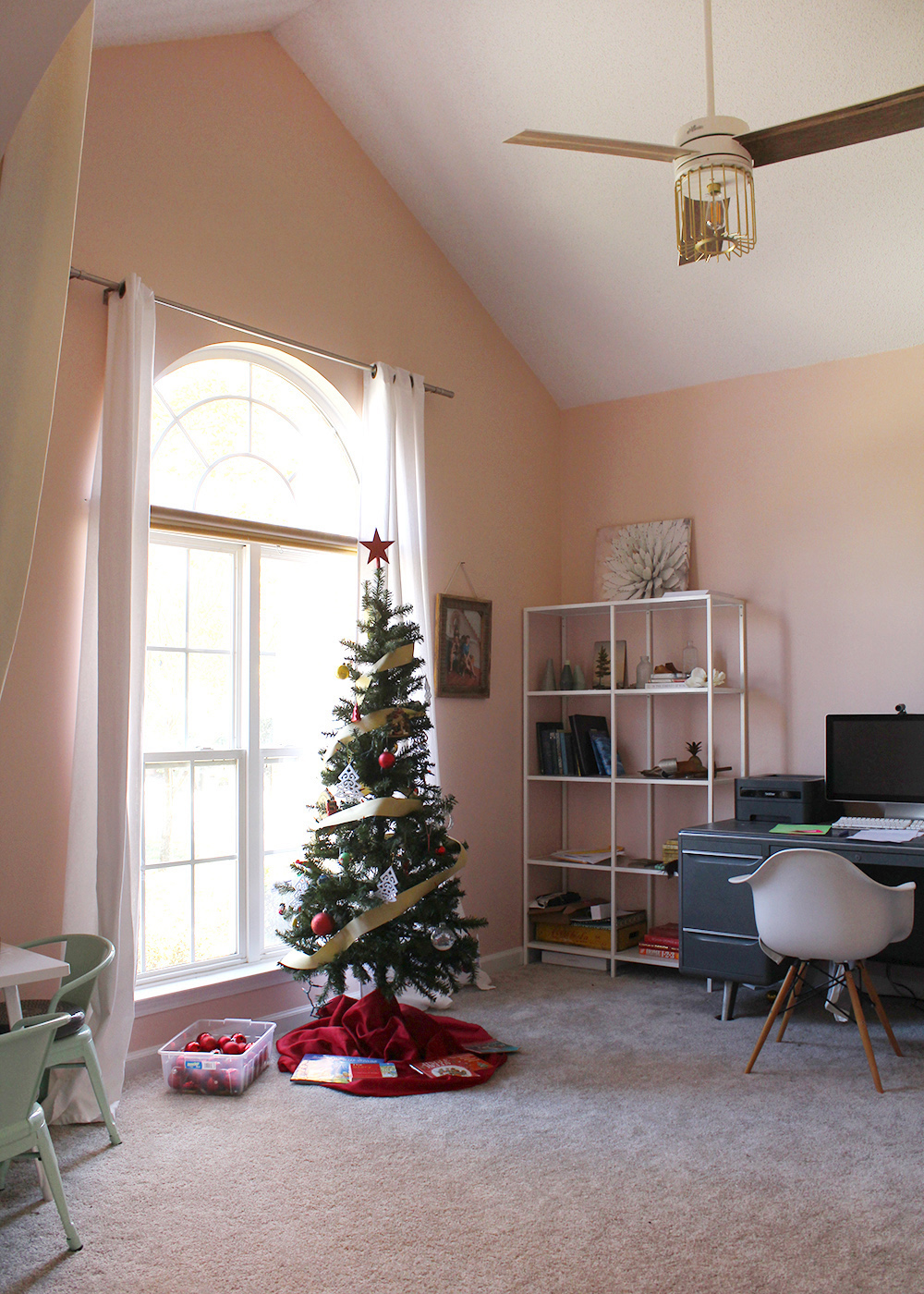 A Modern Holiday Home Tour Tag Tibby
