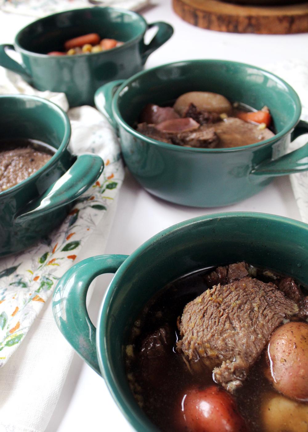 add green through cookware