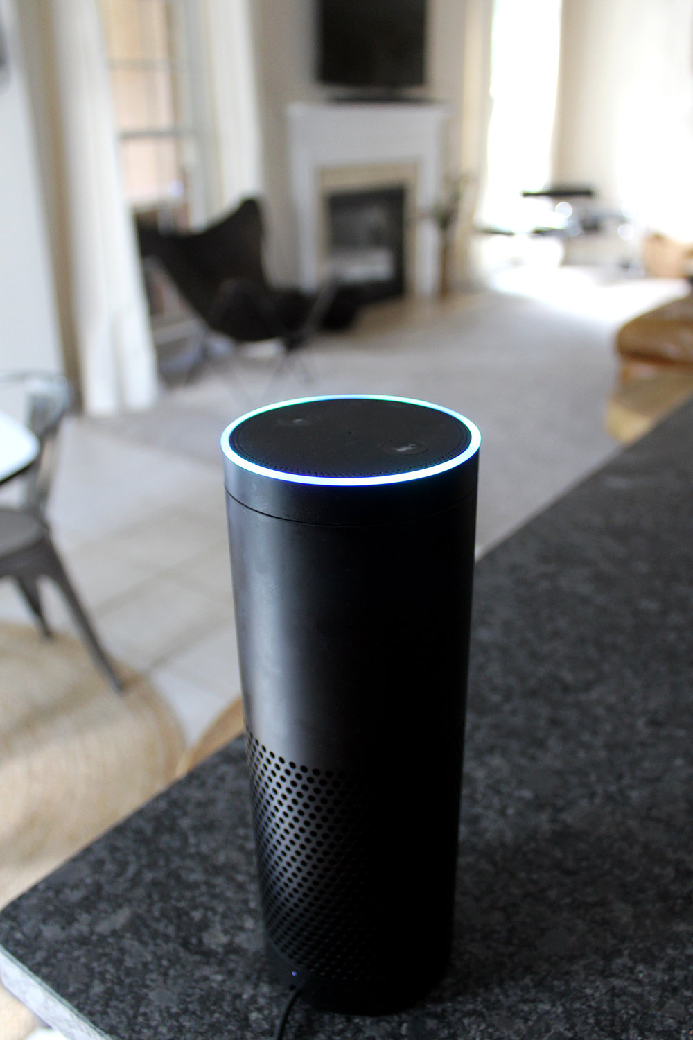 how we use our Amazon Alexa in our home