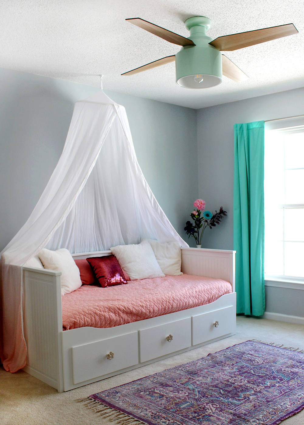 IKEA storage daybed