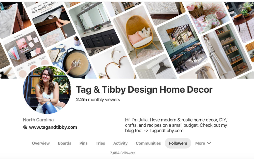 Tag & Tibby on Pinterest