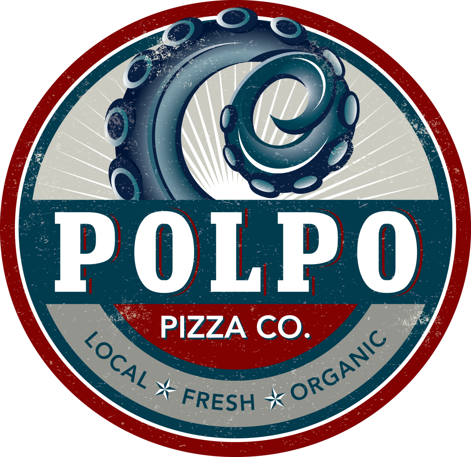 Polpo Pizza Co. - A Hot New Wood-Fired Pizza Catering Company in Sarasota