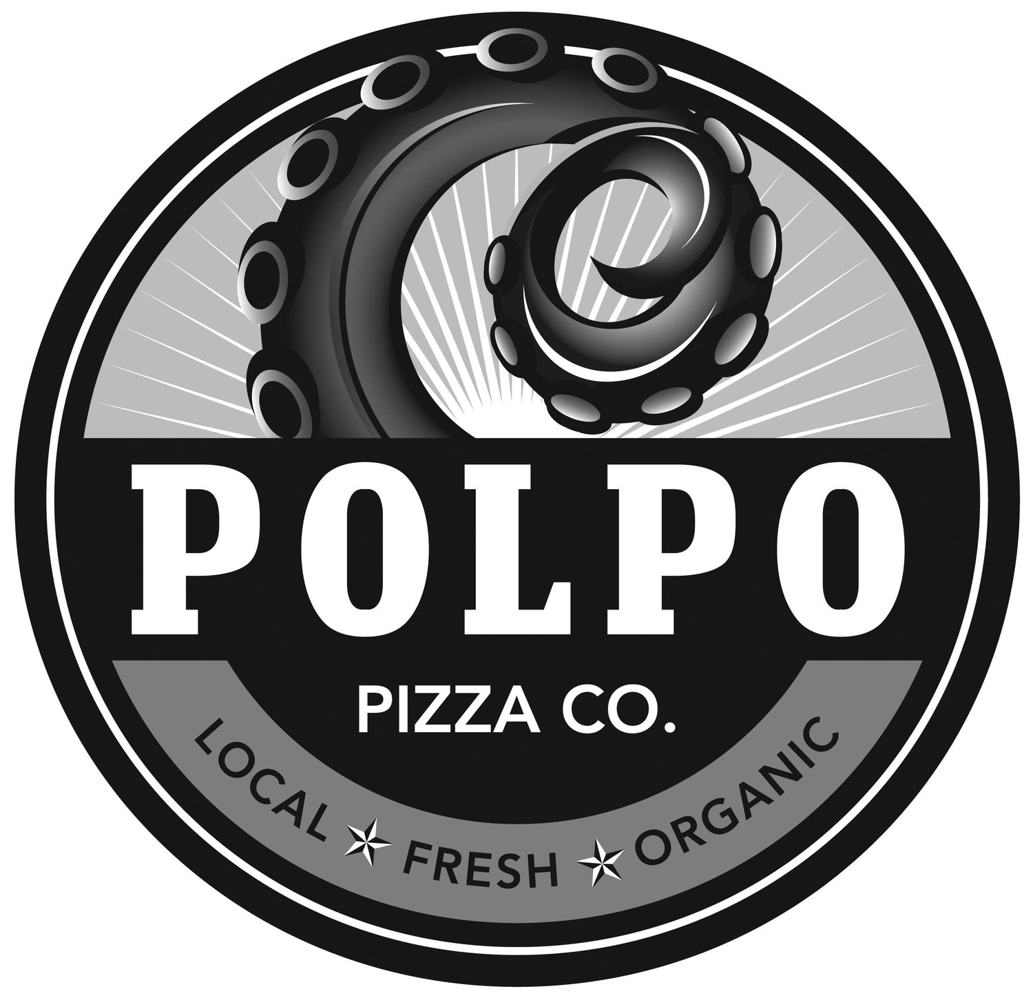 Polpo Pizza Co. - Sarasota's Best Wood-Fired Pizza Catering Truck