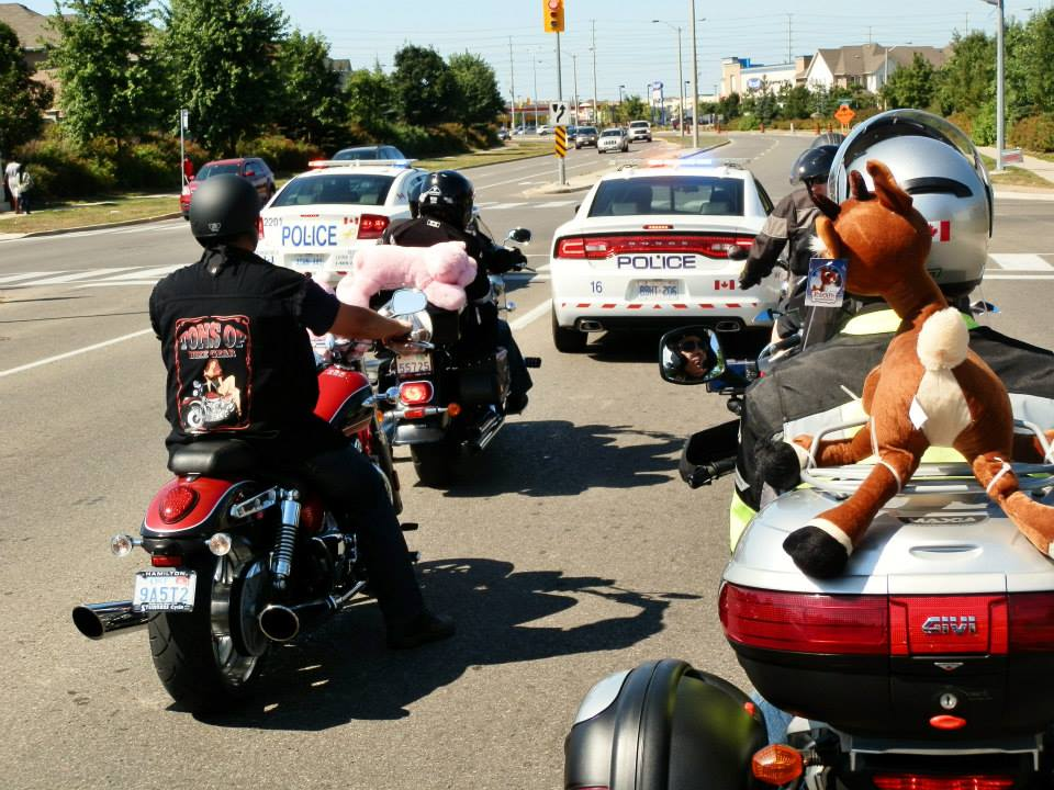 Toy Ride Parade