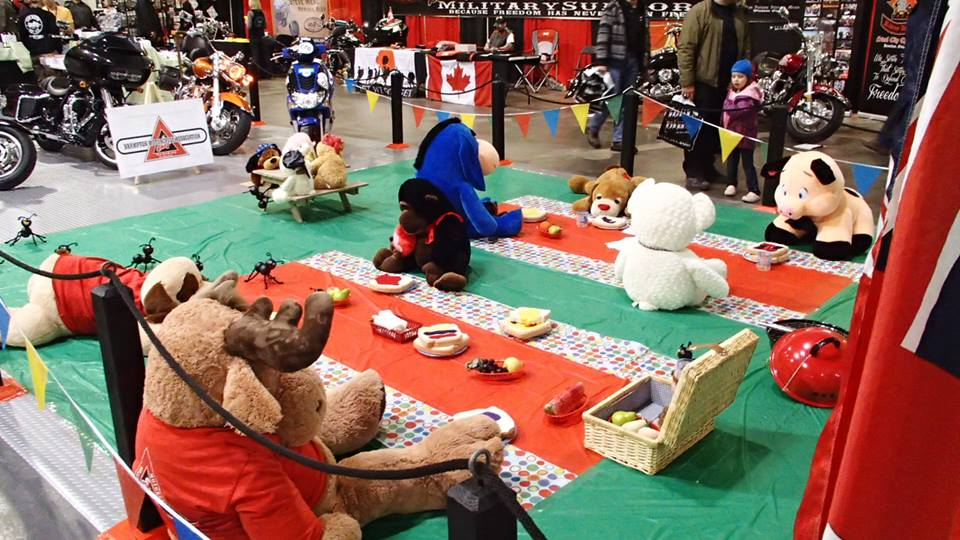 It's the Teddy Bear Picnic!