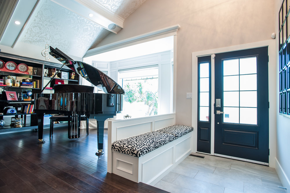 What the Doctor Ordered — Revolving Rooms Interior Design Inc. Full Home Design on modern glass house design, house layout design, yin yang interior design,
